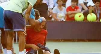 US Open: Players retire, fans collapse while heat rule in play at NYC