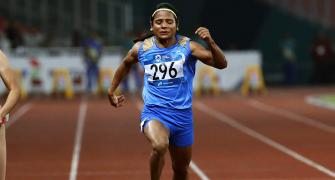 Revealed! How sprint queen Dutee trained for Asian Games...