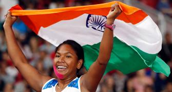 Olympic qualification tough to achieve: Swapna