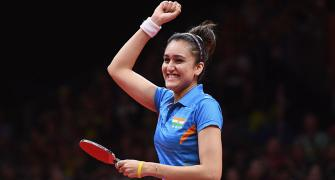 Manika ruled supreme in memorable year for Indian TT