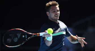 Sports Shorts: Top seed Wawrinka labours to three-set victory in Sofia