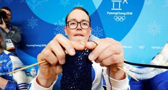 Winter Olympics sidelights: Finland's knitting passion is latest yarn