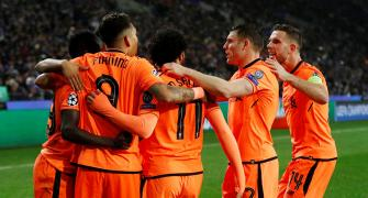 Champions League: Orange is the new Red as Liverpool run riot in Porto