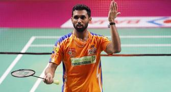 Prannoy apologises to BAI over Arjuna Award row