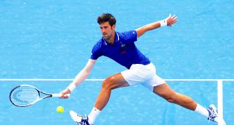 Djoko tames 'greatest enemy' before hitting the straps with Thiem win