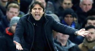 Conte leaves Inter after agreeing contract termination