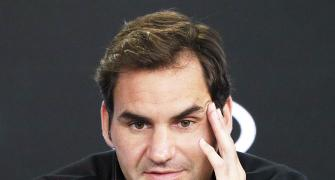 Slam number 20 in sight but Federer plays down favourite tag