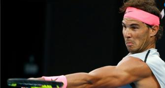 Aus Open PIX: Nadal, Kyrgios ease into 2nd round, Venus ousted