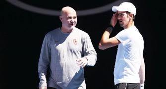 Agassi only full of praise for modern tennis players