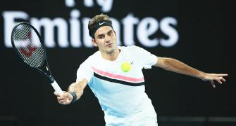Melbourne is frying others but Federer's unapologetic about his sched