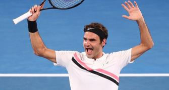 In Numbers: Roger Federer's Grand Slam records