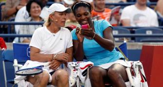 Playing Serena would have been my dream match, says Navratilova
