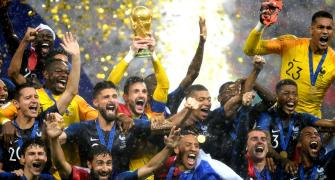 Football year-ender: France reigns supreme in 2018