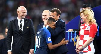 World champion teenager Mbappe is game's new global star