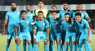 Football Extras: 'Playing top Asian sides key for India'