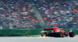 F1: Vettel on pole for home German Grand Prix