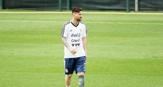 Messi in middle of political drama for playing in Jerusalem