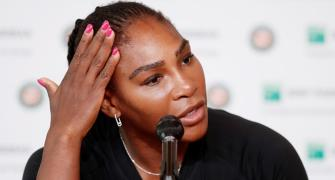 Serena Williams withdraws from French Open