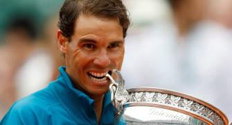It's beyond a dream, Nadal says of 11th French Open title