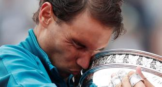Awe-inspiring Nadal wins historic 11th French Open title