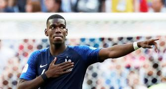 Frenchman Pogba calls out UK tabloid over 'fake news'