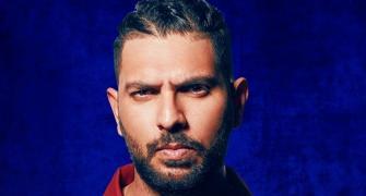 Yuvraj responds to Akhtar's 'most elegant left-hander'