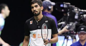 Did 'ridiculous umpiring' cost Srikanth the match?