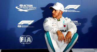 F1 pitlane tales: Hamilton's pole stunner 'a punch in the stomach'