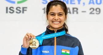 Youth Olympics: Manu, Jeremy make it a day of golden firsts for India