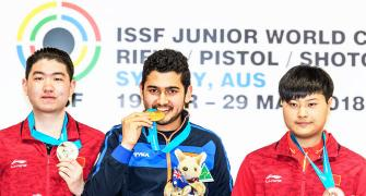 Sports Shorts: Anish wins India's 3rd individual gold in Jr. World Cup