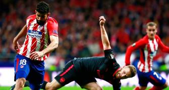 Europa League: Costa haunts Arsenal again to send Atletico into final