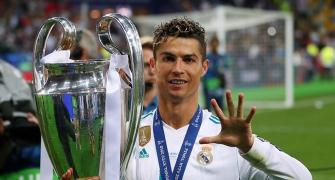 Ronaldo hints he may leave Real Madrid