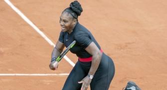 Papa Djokovic hails super-mom Serena
