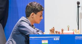 Two players who have impressed chess great Vishy Anand