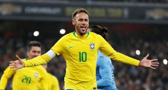 Football Friendlies: Brazil edge Uruguay after disputed penalty