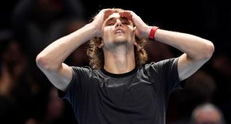 Sacha Zverev astonished at beating two biggies back-to-back