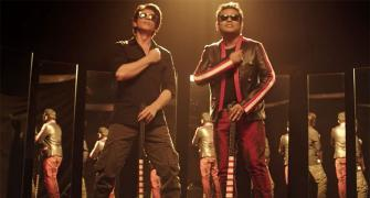 Rahman throws Hook Step Challenge, winners will dance with SRK