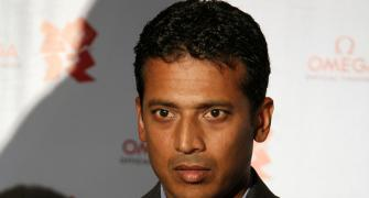 End of Bhupathi's tenure with India Davis Cup team?