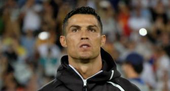 Sexual assault probe: Las Vegas police seek Ronaldo's DNA