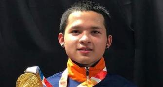 Youth Olympic champ Jeremy looking to bulk up for Tokyo Games