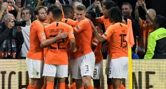 Extras: Dutch back where they belong, says Van Dijk