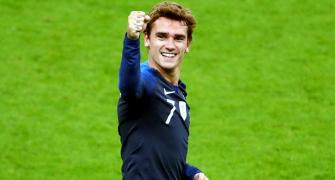 Nations League: Griezmann double helps France down Germany