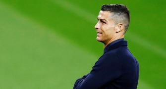 'Real Madrid's decision to not replace Ronaldo surprising'