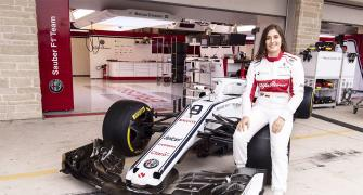 Meet Latin America's first female F1 driver