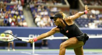 Osaka heads to New York striving for form, fitness