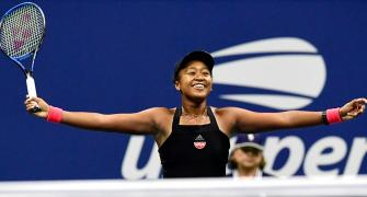 Naomi Osaka soars into first Grand Slam final