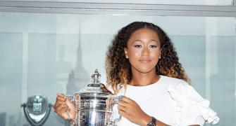 Osaka not saddened by Serena row in US Open final