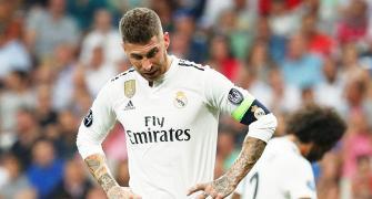 Sergio Ramos hits back at critics after season crumbles