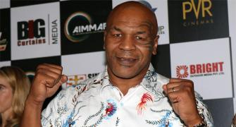 Boxing great Mike Tyson advocates for psychedelics