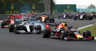 Saudi Arabia and Formula One discussing F1 race